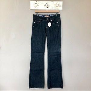 PAIGE   Hidden Hills High Rise Boot Cut Jeans